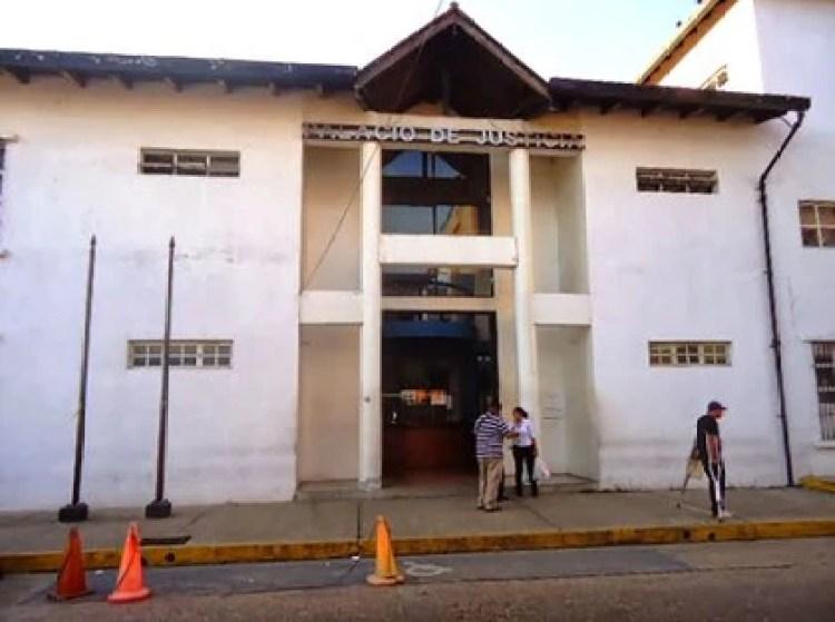 El Tribunal de Apure, donde se están realizando las audiencias