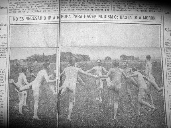 PANDA fue la primera comunidad organizada de nudismo en Argentina (Diario Crítica)