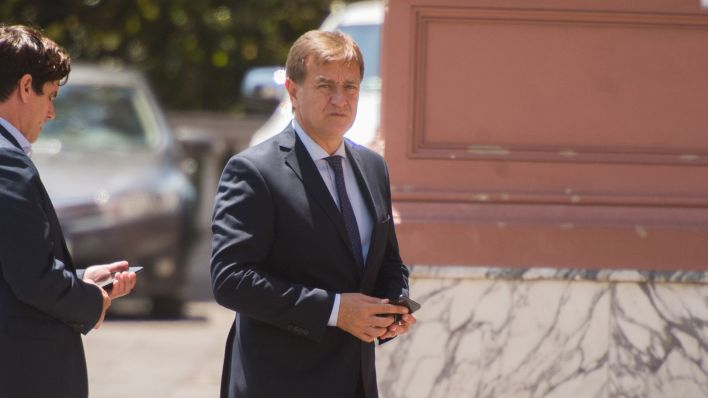 El Gobernador de Mendoza dijo se reunirá en las próximas horas con Alberto Fernández (Adrian Escandar)