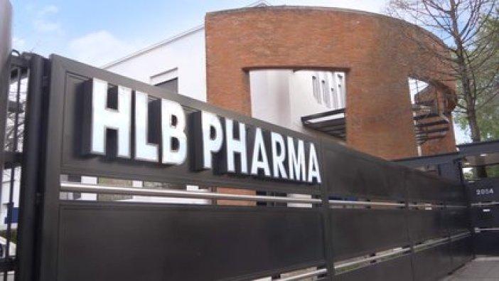 La sede del laboratorio HLB Pharma