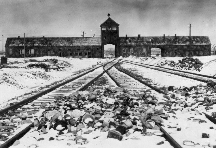 El campo de concentración y exterminio de Auschwitz- Birkenau que instaló Adolfo Hitler en Polonia para sistematizar el Holocausto judío
