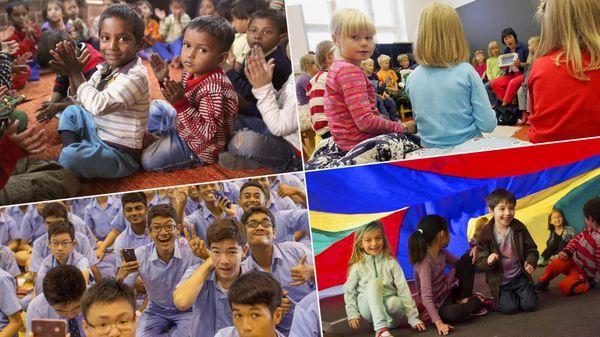 Los modelos educativos dan cada vez más peso a los niños