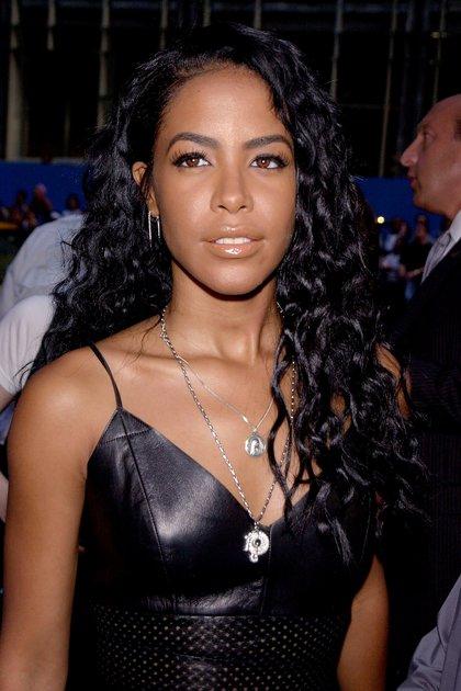 Aaliyah tenía 22 años cuando perdió la vida en un accidente aéreo