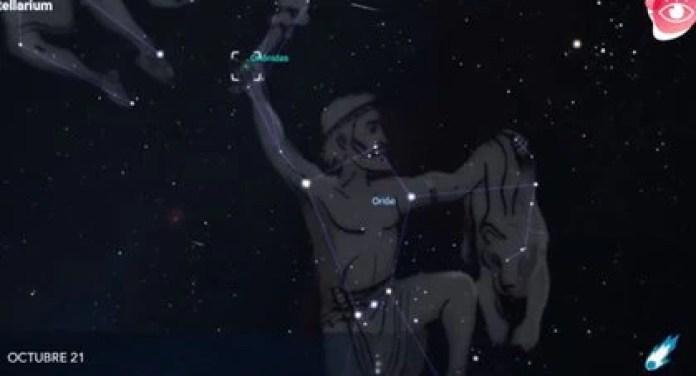 (Photo: National Committee Night of the Stars / Quintana Roo Planetarium Network, via Stellarium)