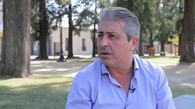 Javier Martínez, intendente de Pergamino por Cambiemos