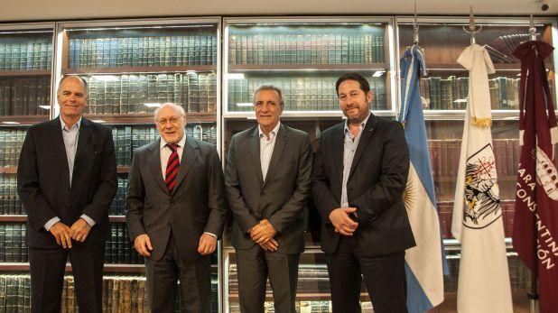 La Cámara Argentina de la Construcción pidió respeto a las normas
