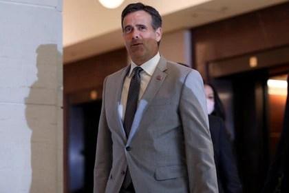 El director de la Inteligencia nacional, John Ratcliffe. REUTERS/Leah Millis/File Photo