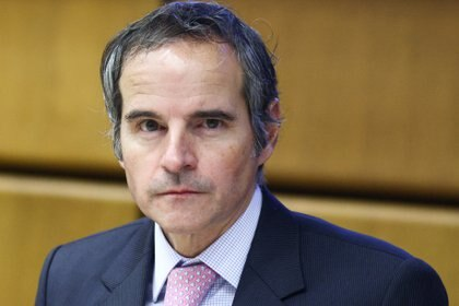 Rafael Grossi. REUTERS/Lisi Niesner