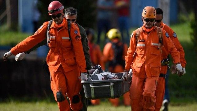 El colapso de la minera Vale es uno de los mayores desastres ambientales de los últimos años (AFP)