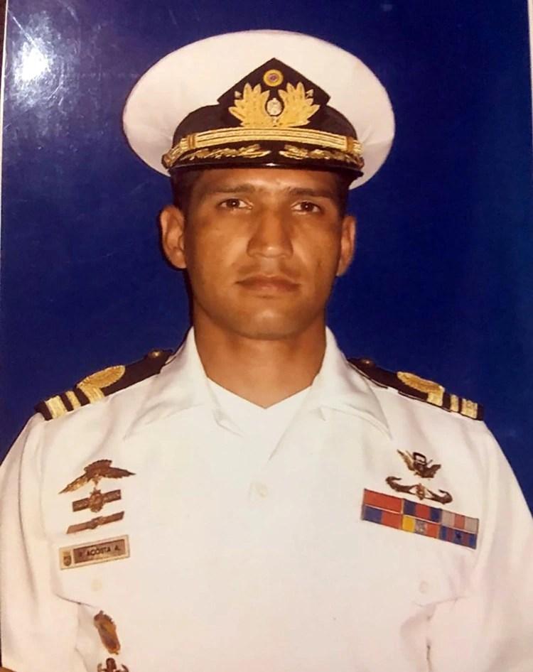 Rafael Acosta Arévalo, el capitán de corbeta venezolano torturado y asesinado por el régimen chavista