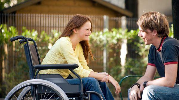 A pesar de que la app es inclusiva para personas con discapacidad, no excluye a aquellas que no las tengan (istock)
