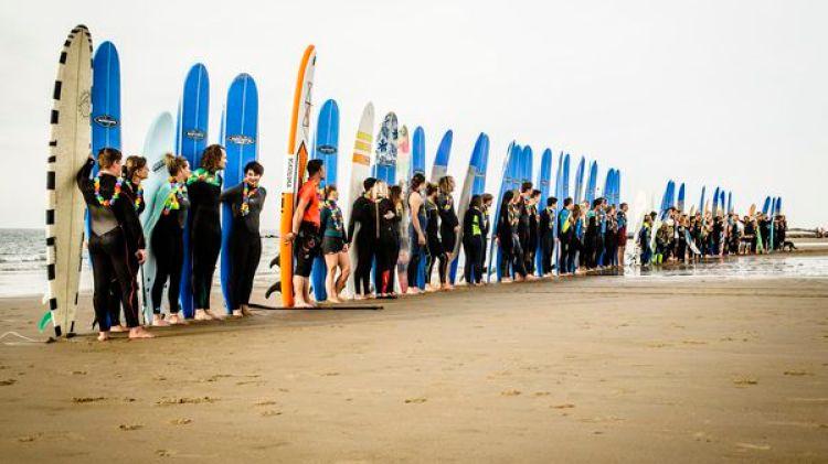 Fue el creador del traje de neopreno, una herramienta esencial para cualquier surfer (O'Neill Argentina)