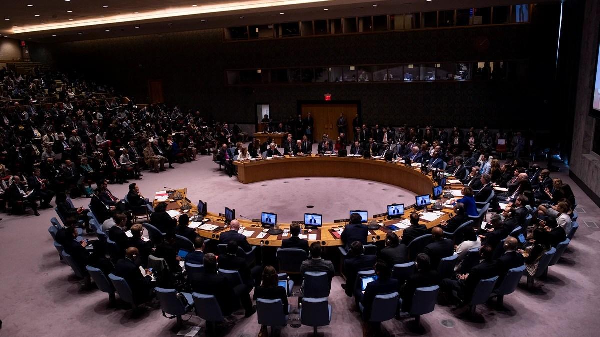 """El Consejo de Seguridad advirtió sobre el """"riesgo de dispersión"""" de terroristas de ISIS presos en Siria tras la ofensiva turca"""
