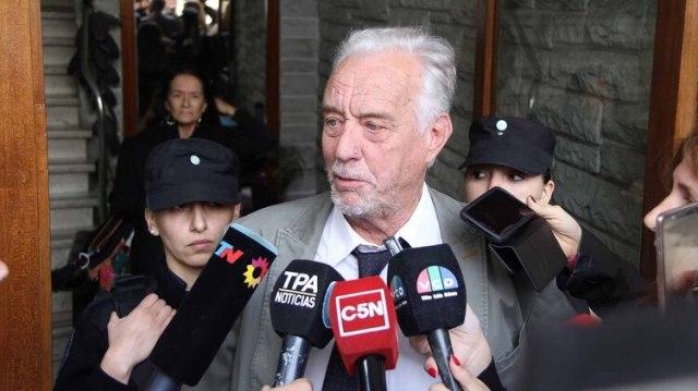 El abogado de Stornelli, Roberto Ribas