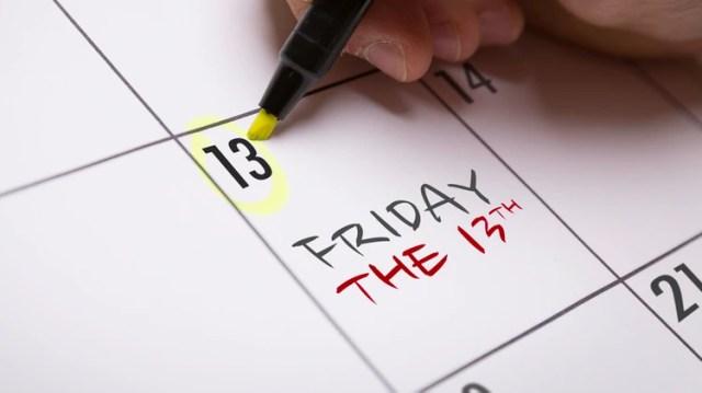 Martes 13: La superstición y por qué se dice que es un día
