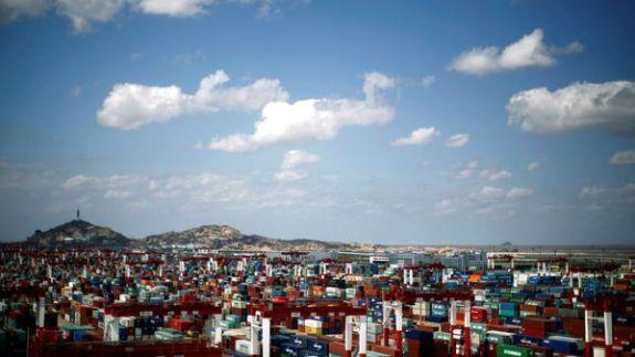 El déficit comercial con China, uno de los constantes reclamos de Trump (Reuters)