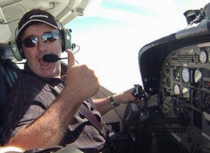 Dave Ibbotson fue el piloto que se encargó de llevar a Sala en el trágico accidente (Grimsby Live)