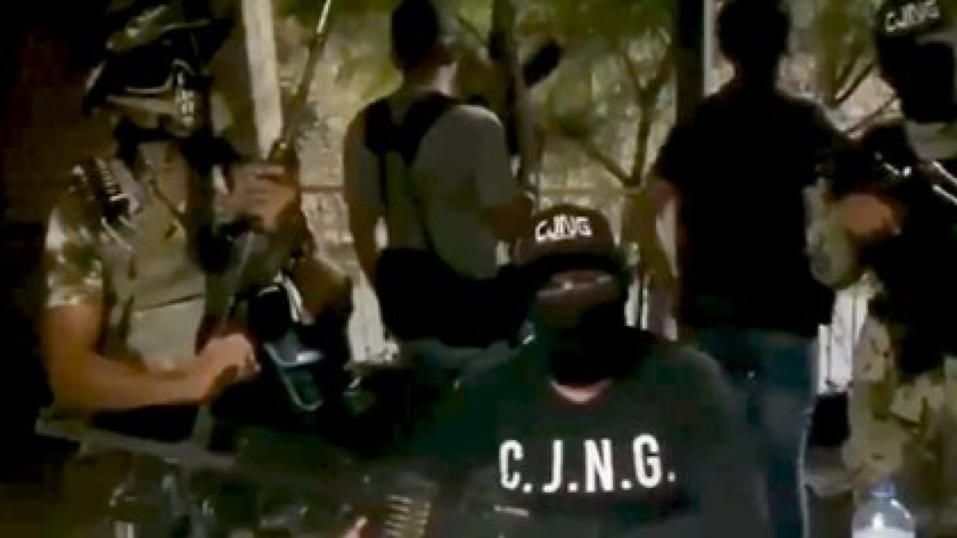 A group identified as part of the CJNG launched threats at Mayo Zambada.