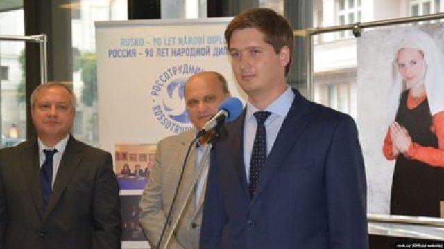 Andrei Konchakov, diplomático ruso en República Checa, sospechado de haber participado de un complot para asesinar al alcalde de Praga (Medios)