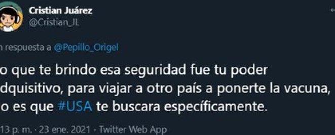 (Screenshot: Twitter)