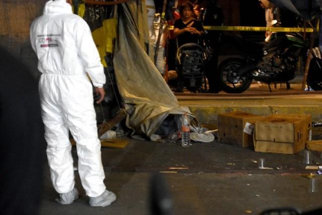 La mayoría de las víctimas sufrieron impactos de bala (Foto: Cuartoscuro)