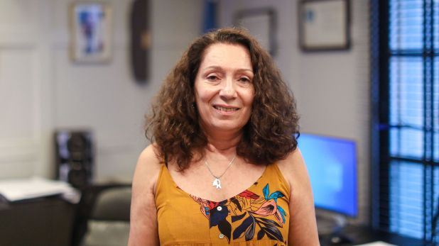 Cristina Caamaño, titular de la AFI