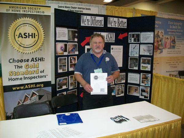 James T. Hodgkinson trabajaba en una empresa de inspección de casas pero perdió su licencia en 2016 (Facebook)