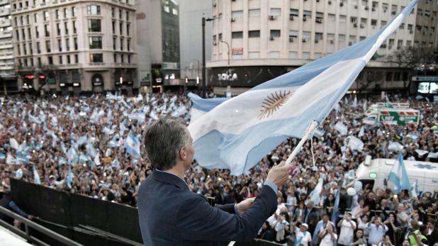 La Marcha del Millón impactó a Mauricio Macri, quien considera posible derrotar a Alberto Fernández en un eventual balotaje