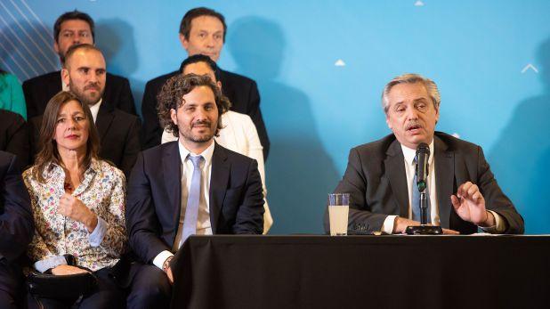 La ministra de Seguridad Sabina Frederic pidió una revisión de la pericia de Nisman Franco Fafasuli