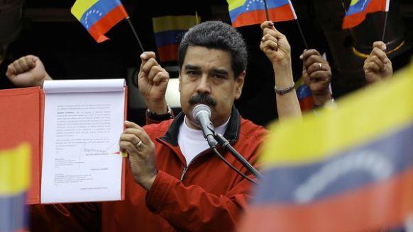 Nicolás Maduro sigue adelante con su idea de imponer una Asamblea Nacional Constituyente (Reuters)