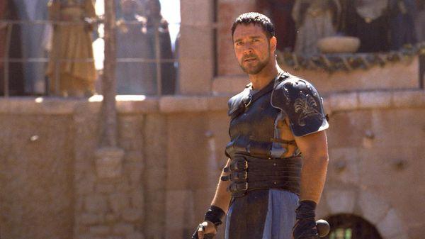 El filme 'Gladiador', de 2000, le dio a Russell Crowe un puesto relevante en el mundo cinematográfico