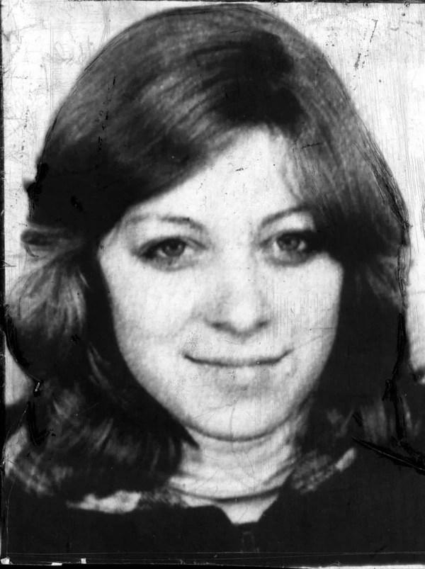 Dagmar Hagelin tenía 17 años cuando fue secuestrada y baleada por la espalda por un grupo de hombres de la ESMA