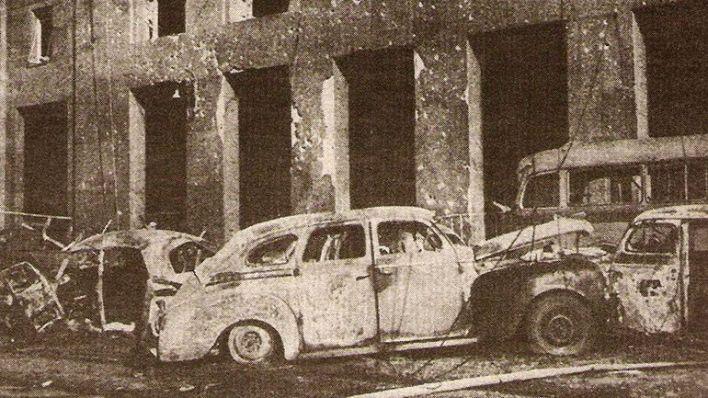 . Si bien estallaron veintinueve bombas que provocaron doce muertos en la Casa Rosada, muchas otras no llegaron a detonar. La baja altura a la que volaban los aviones no permitió que se activaran las espoletas