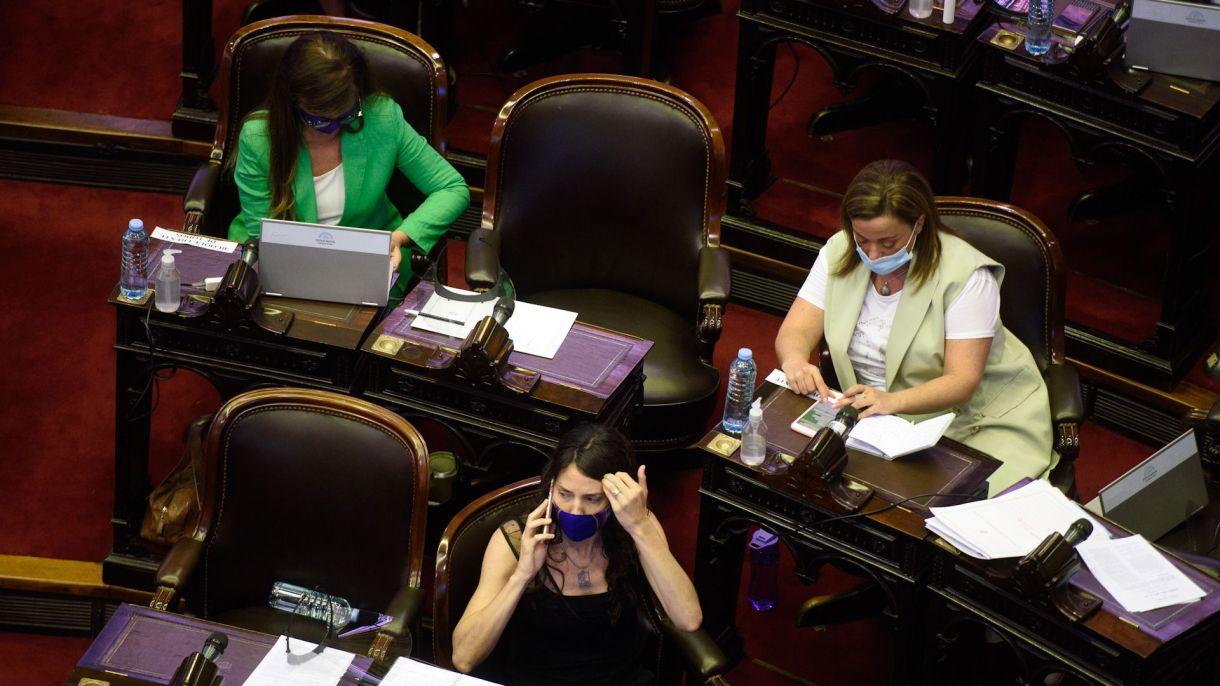 diputados sesion impuesto a la riqueza
