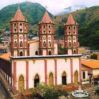Seboruco, el pueblo andino infectado de guerrilleros