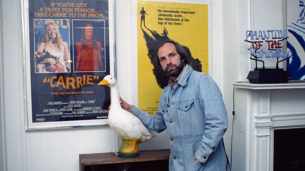 En 1979, en su oficina neoyorquina (Elisa Leonelli/Shutterstock)