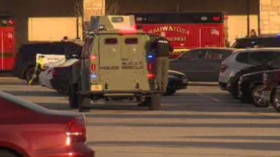 La Patrulla Estatal de Wisconsin también tenía unidades en la escena