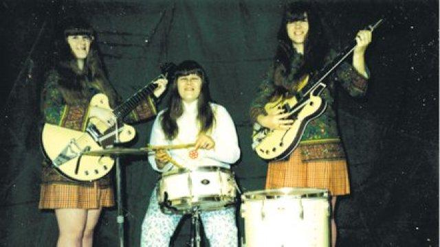 Betty, Helen y Dorothy: The Shaggs