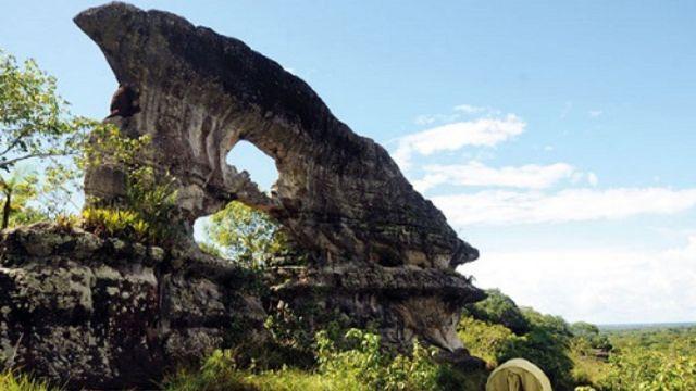 Puerta de Orión. Gobernación de Guaviare.
