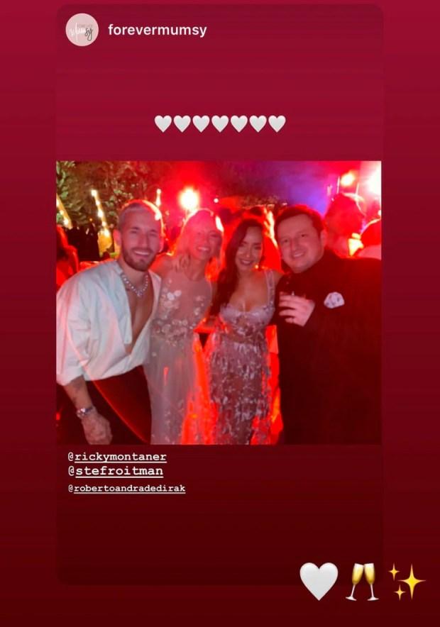 Stefi Roitman se mostró junto a su novio, Ricky Montaner (Fotos: Instagram)