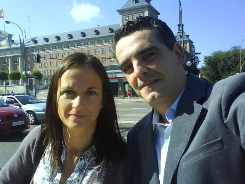 Susana invitó a Fernando a vivir a Madrid, semanas más tarde le presentó a sus suegros