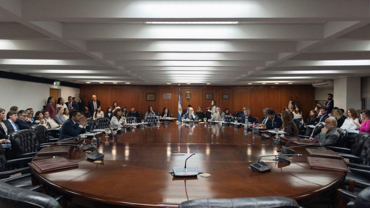 El Concejo aprobó hace un año el traslado de Castelli (Adrián Escandar)