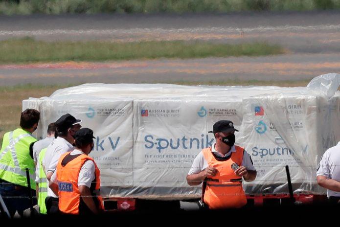 Mañana llegará al país un nuevo cargamento de dosis de la vacuna Sputnik V