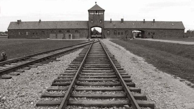 El campo de exterminio de Auschwitz