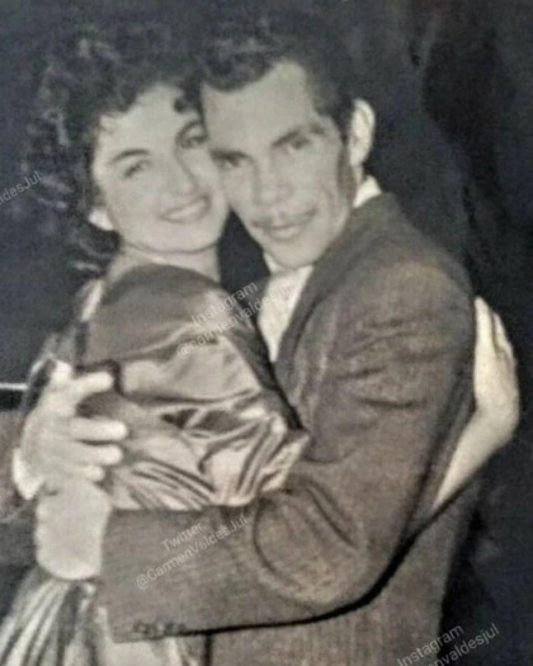 "Araceli Julián de Valdés, la segunda esposa de ""Don Ramón"" (Foto: Instagram)"