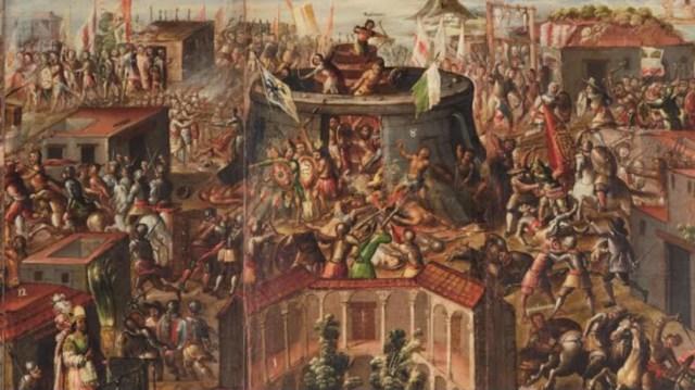 tenochtitlan inah