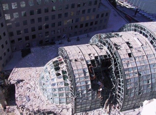 Una de las imágenes encontradas en un CD el pasado junio, a casi 18 años del ataque (Foto: Flickr/ Jason Scott)