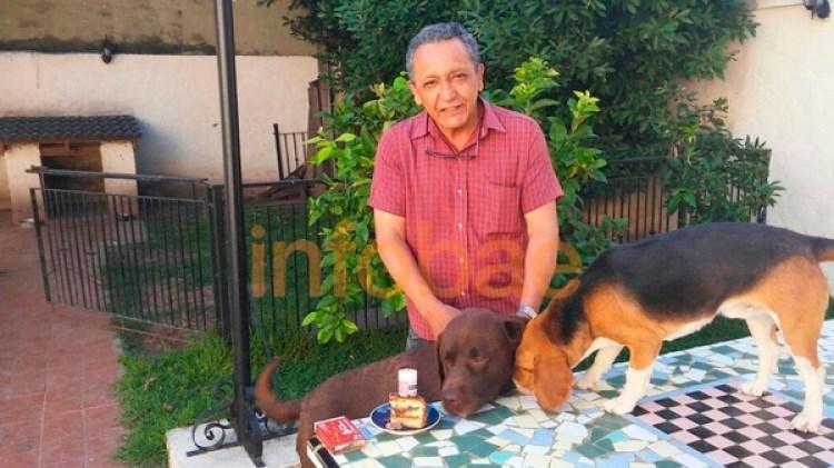 Oscar Centeno, ex chofer de Roberto Baratta y autor de los cuadernos que destaparon el escándalo
