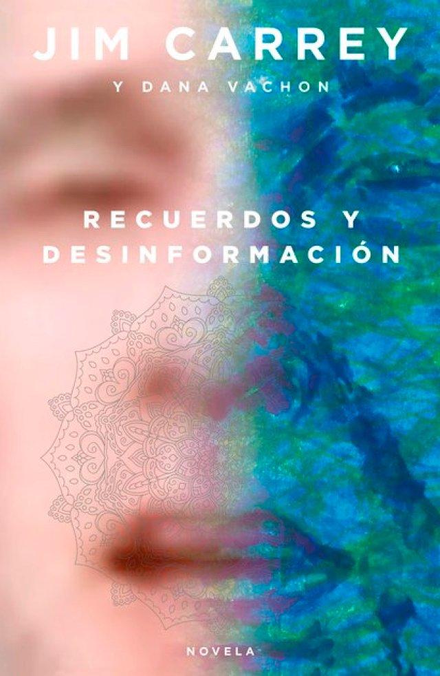 Recuerdos y desinformación es una novela semi-autobiográfica que escribió junto a Dana Vachon: (EFE)