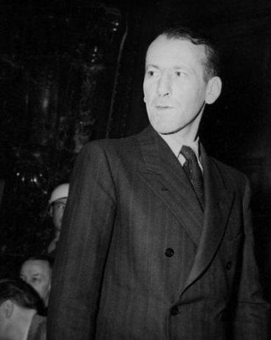 Ernst Kaltenbrunner en 1946